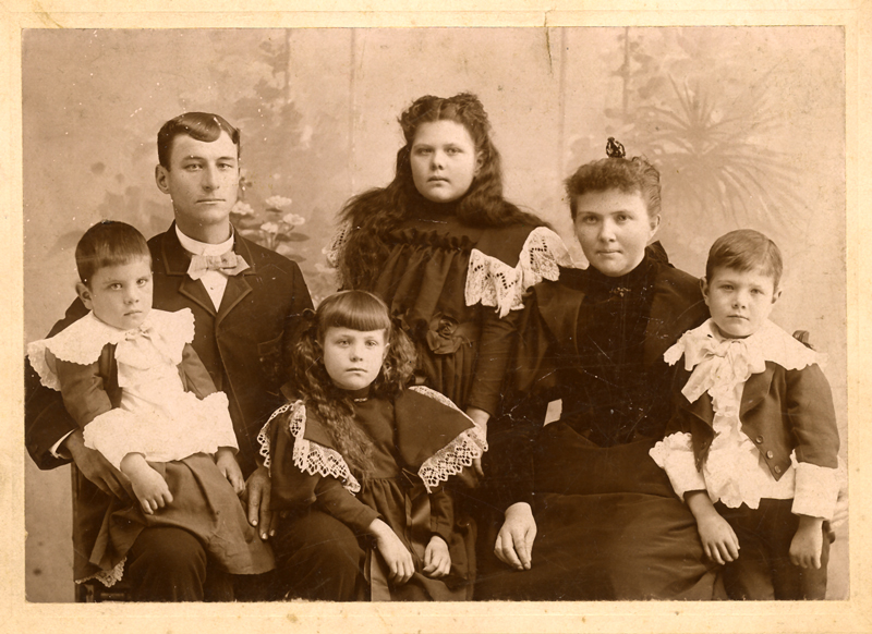 possible Van Ness family