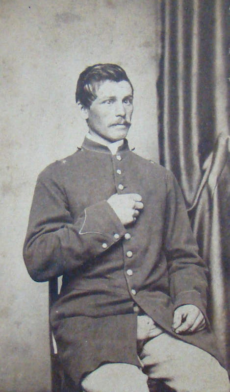 Private Charles Seger